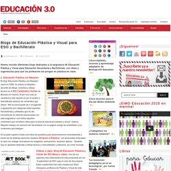 Blogs de Educación Plástica y Visual para ESO y Bachillerato