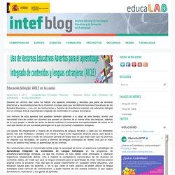 Educación bilingüe: AICLE en las aulas