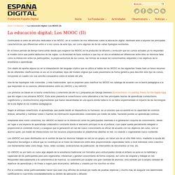 La educación digital; Los MOOC (II) « España Digital