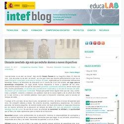 Educación conectada: algo más que enchufar alumnos a nuevos dispositivos