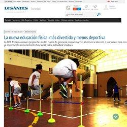 La nueva educación física: más divertida y menos deportiva