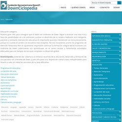 Educación - Downciclopedia