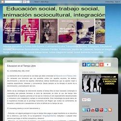 Educacion en el Tiempo Libre - Cursos educadores, cursos educacion