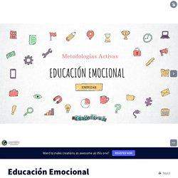 Educación Emocional by David Ruiz on Genially