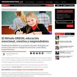 El Método OREOH, educación emocional, creativa y emprendedoraYoung Marketing