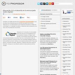Educación 2.0: el docente en la encrucijada (Libro digital)