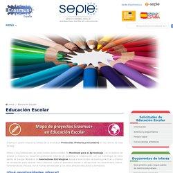 Educacion Escolar - Servicio Español para la Internacionalización de la Educación