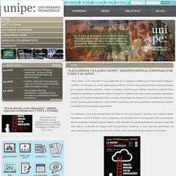 """""""Hacia dónde va la educación"""", edición especial coeditada por UNIPE y El Dipló"""