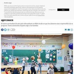 Los escolares finlandeses deciden ya cómo y qué aprenden