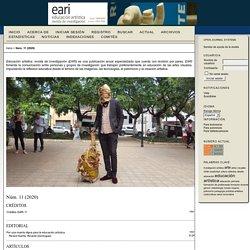 eari. educación artística. revista de investigación