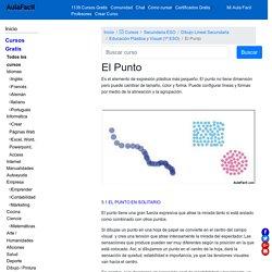 El Punto - Educación Plástica y Visual (1º ESO) 】