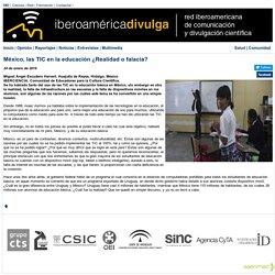 México, las TIC en la educación ¿Realidad o falacia?