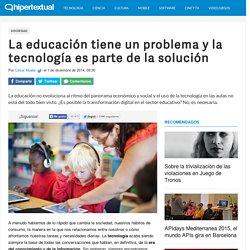 La educación y tecnología no son enemigas