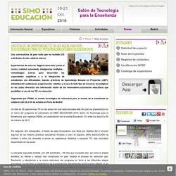 SIMO EDUCACIÓN - Salón de Tecnología para la Enseñanza - Inicio - Notas de prensa
