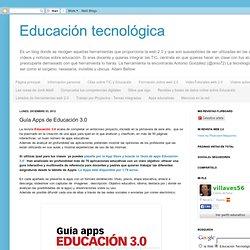 Guía Apps de Educación 3.0