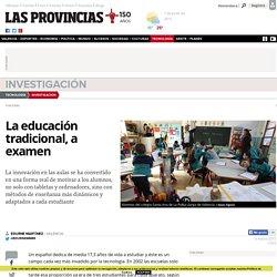 La educación tradicional, a examen