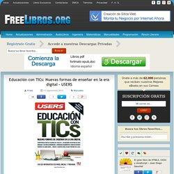 Educación con TICs - USERS