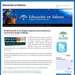 Recursos en valores de Educación en Málaga