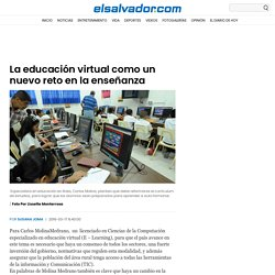 La educaci n virtual como un nuevo reto en la ense anza