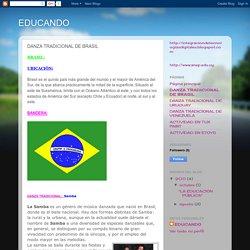 EDUCANDO: DANZA TRADICIONAL DE BRASIL