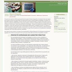 EduCAP-TIC » Proyecto Integrado