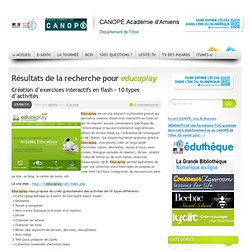 CDDP de l'Oise - Educaplay