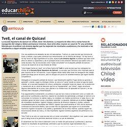 Tve8, el canal de Quicavi