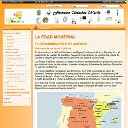 educarex.es - La Edad Moderna