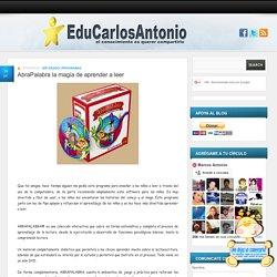 EduCarlosAntonio: AbraPalabra la magia de aprender a leer