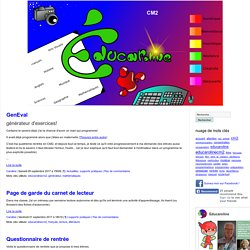 Educaroline : CM2