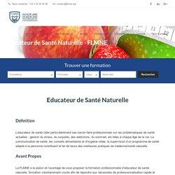 Educateur de Santé Naturelle - FLMNE