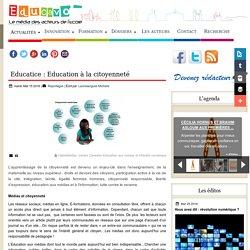 Educatice : Education à la citoyenneté