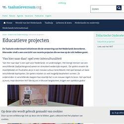 Educatieve projecten