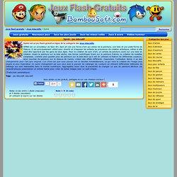 Spink, jeu éducatif gratuit en flash sur BambouSoft.com