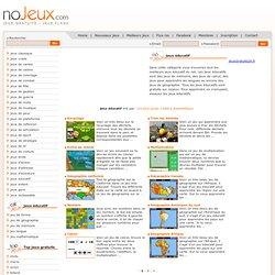 jeux éducatif gratuit, jouer aux jeux éducatif en ligne sur nojeux.com