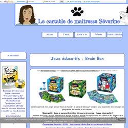 Jeux éducatifs : Brain Box - Le cartable de maîtresse Séverine