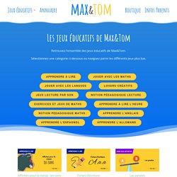 Jeux éducatifs gratuits en ligne école maternelle GS CP CE1