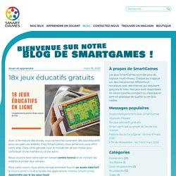 18x jeux éducatifs gratuits - SmartGames