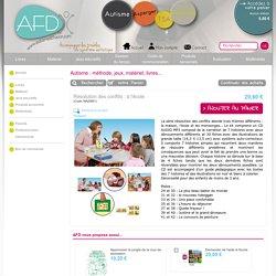 AFD edition - jeux éducatifs et materiel pédagogique - autisme asperger - TED