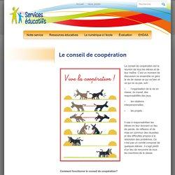 Services ÉducatifsLe conseil de coopération - Services Éducatifs