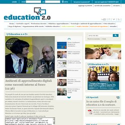 Convegno Education 2.0 - Firenze, 14/10/2011