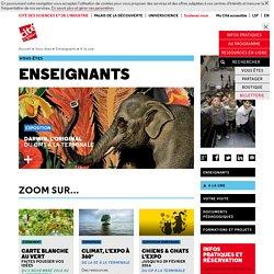 Blog des enseignants - Cité des Sciences de Paris