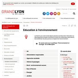 LYON : Education à l'environnement