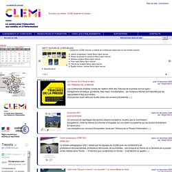 CLEMI Académie de Limoges