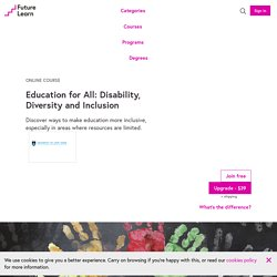 Education for All - Online Course
