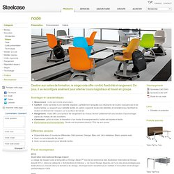 descriptif produit (site Steelcase)