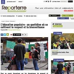 article Reporterre.fr EP: un quotidien où se cultivent le respect et la bienveillance