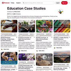 Education Case Studies
