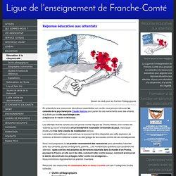 Education à la citoyenneté - Site de laliguefc !
