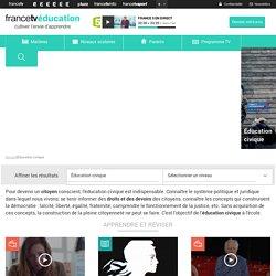 FranceTVéducation - Éducation civique